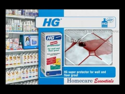 HG Hagesan Super Protector for Wall and Floor Grout