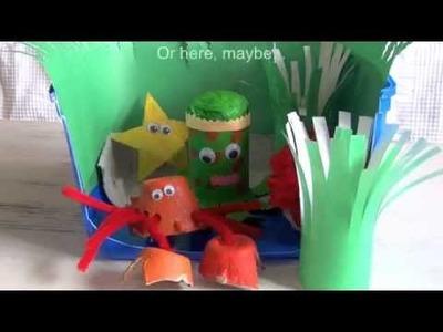 How To Create An Octopus's Garden