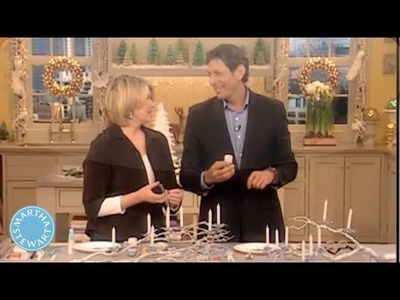 How to Decorate Your Menorah for Hanukkah - Martha Stewart