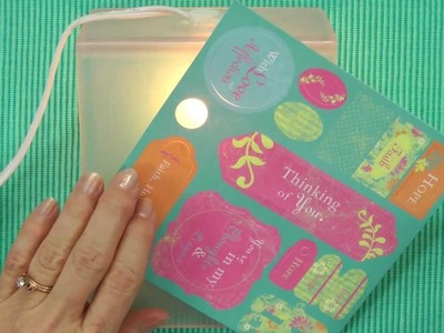 How to Dry Emboss Cardstock
