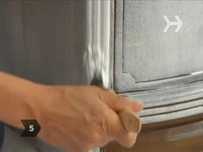 How to Repaint a Piece of Furniture