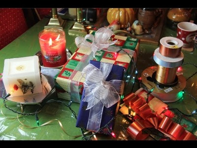How to Wrap Gifts Perfectly and Professionally ☃