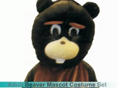 Mascot Halloween Costumes For 2012