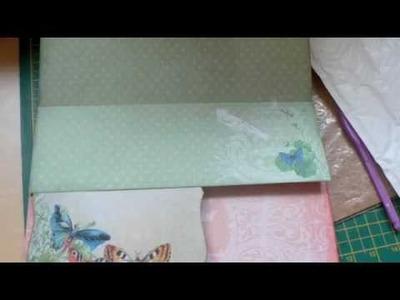 My Back-to-back binding mini-book
