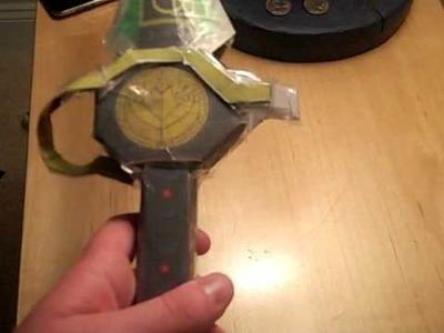 My Homemade Paper Dragon Dagger