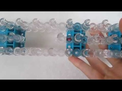 Rainbow Loom- How to Make a Monster Tail with 2 Rainbow Looms