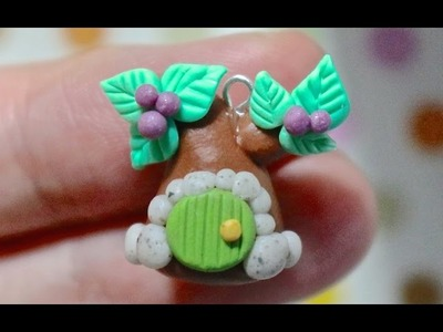 Spring Fairy House Polymer Clay Tutorial