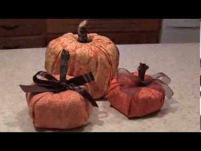 Toliet Paper Pumpkin Tutorial
