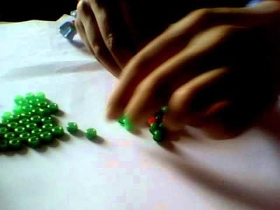 Tutorial:  How to make a Lizard. Gecko Kandi ~