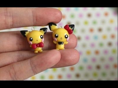 [Valentine's Day&Pokemon Collab] Pichu Couple Set ft. LittleSurprisesYT
