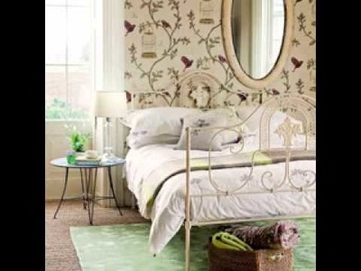 Vintage bedroom furniture design ideas