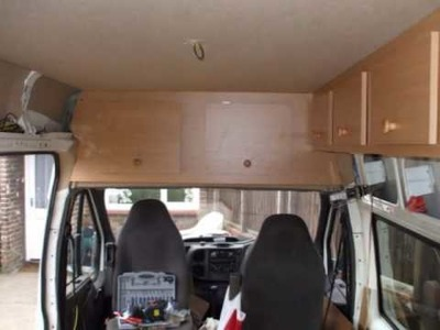 Campervan Conversion. How To. DIY self build  motorhome
