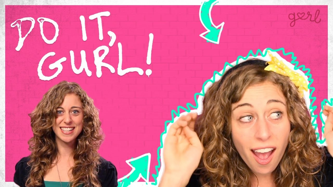 Do It, Gurl - Make Your Own Headband