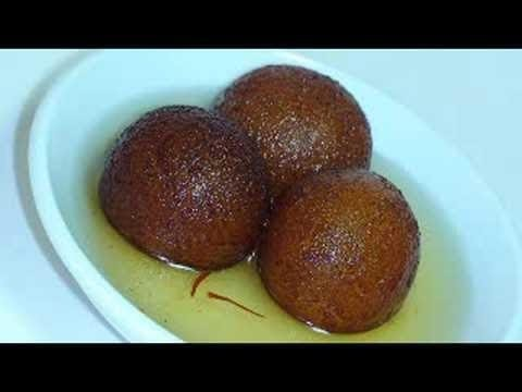 Gulab Jamun - Indian Sweet Recipe