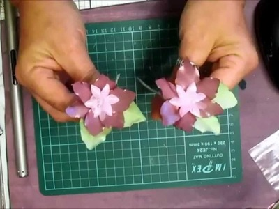 Handmade Lily Flower Tutorial - jennings644