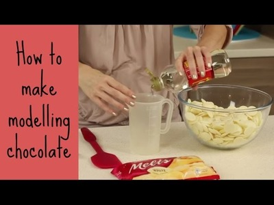 How to make Modelling Chocolate - CAKE STYLE