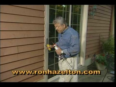 How to Remove and Replace Exterior Caulk