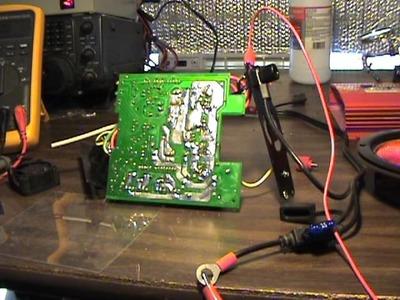 Light Bulb Trick. Inverter Repair