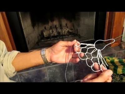 Net Making for Beginners, Section Two