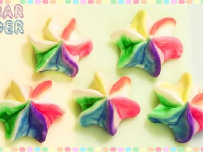 RAINBOW MERINGUE COOKIES, RAINBOW COOKIES - SUGARCODER