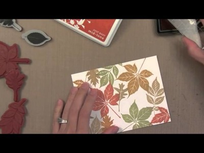 STAMPtember® Exclusive with Jennifer McGuire: Popped Die Cuts