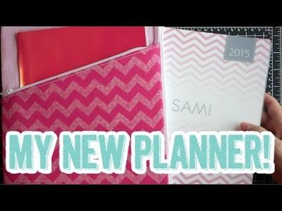 477: My Planner Overview & Organization 2015 | Plum Paper Planner vs Erin Condren vs Filofax