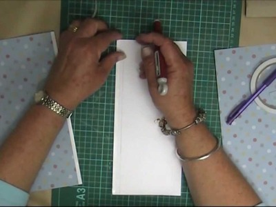 Create a Michael's Paper Bag WITHOUT a Die or Punch