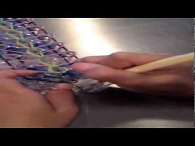 Dragonfly Rainbow Loom Bracelet