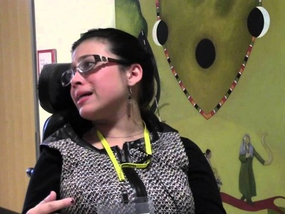 How do you make disability issues mainstream?