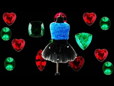How to Make a Bling Rhinestone Tutu