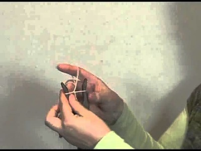 How to make cords with a Lucet