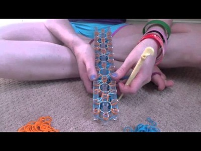 Ladder Bracelet Rainbow Loom