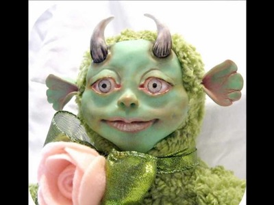 Make It With Me .ca Invites You To Make a Goblin Plushie With STAEDTLER Fimo
