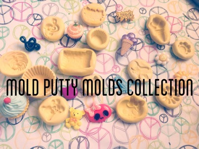 Mold Putty Molds Collection | Polymer Clay Related