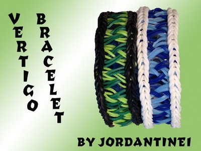 New Vertigo Bracelet - Rainbow Loom or Monster Tail