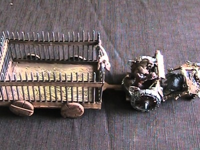 Ogre prison wagon (I show you my stuff, EP3)