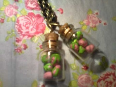 Polymer clay jewellery japanese deco cute stuff