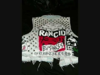 PUNK VESTS (D.I.Y)