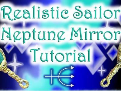 Realistic Sailor Neptune Mirror Tutorial (COLLAB)