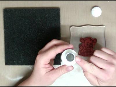 Stamping & More Episode #28 - Cleaning your rubber stamps