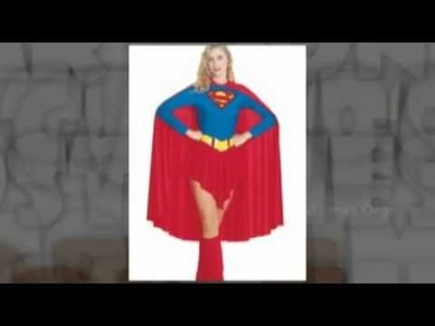 Super Girl Costume Ideas - Halloween