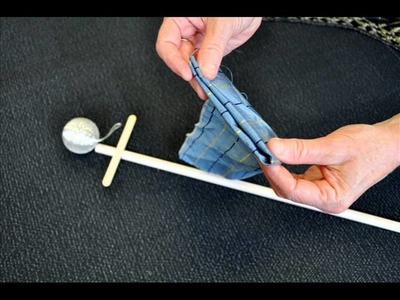 T-Stick Puppet Tutorial