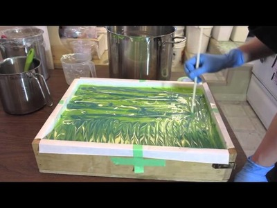 Tea Tree Cold Process Soap