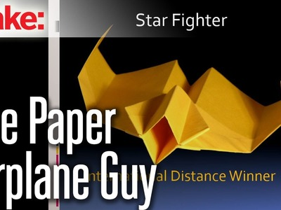 The Paper Airplane Guy