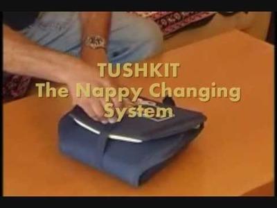 Baby Changing Mat by Tushkit