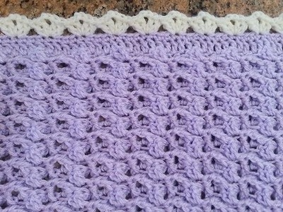 Crochet Precious Angel Baby Blanket Set DIY Tutorial