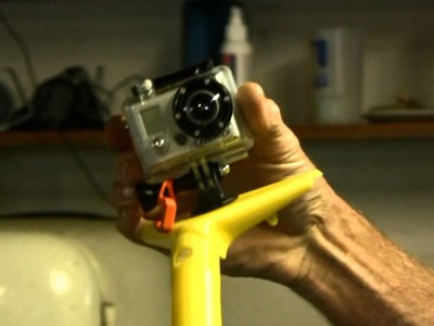 DIY GoPro Window Washer Telescoping Monopod with Sample Skateboarding Video Footage