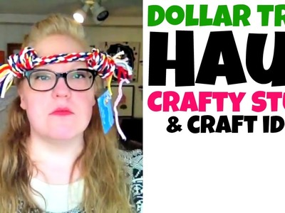 Dollar Store Crafts: Dollar Tree Haul With Craft Ideas (March 10, 2015)