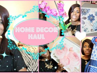 ♥ Home Decor Haul ♥ Kirkland's, Home Goods, Target, Ross, more. ♥