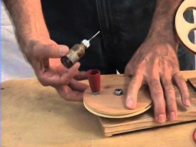 How to Fix A Strauch Squeaking ball winder